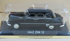 "DIE CAST "" GAZ ZIM 12 "" LEGENDARY CARS SCALA 1/43"