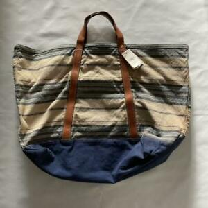 RRL Authentic 2014 Summer Cotton Antibes Tote Bag New Unused from Japan
