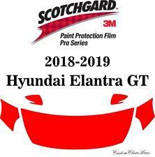 3M Scotchgard Paint Protection Film Pro Series Fits 2018 2019 Hyundai Elantra GT
