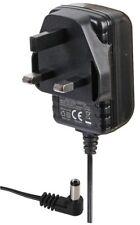 12 V 1 A AC/dc fuente de alimentación con enchufe en ángulo recto 2.1 mm