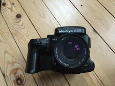 Mamiya 645 Pro TL + Mamiya 80mm F/2.8 N