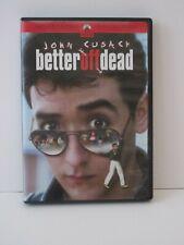 Better Off Dead Dvd John Cusack Comedy
