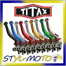 LEVA FRENO TITAX REGOLABILE RACING CNC MOTO GUZZI Stelvio 1200 NTX / V8 2012