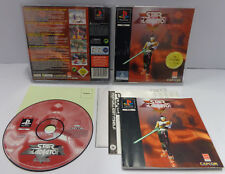 Console Game Gioco SONY PS1 Playstation PSOne PSX 1 PAL Capcom - STAR GLADIATOR