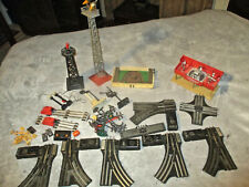 Lot of Large Misc. Lionel Train Track, Parts & Equipment.