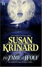 To Tame a Wolf by Susan Krinard (2005, Paperback)
