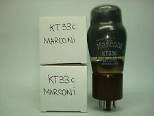 KT33C MARCONI TUBE - RÖHRE - VALVULA. NOS. PRICE IS FOR 1 PC. AVAILABLE 3PCS