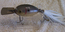 ARBO GASTER LURE   11/2/13  GREY GOLD  NEW TAIL