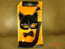 New NWT Halloween Costume Cat Kitty Play Black Unused