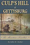Culp's Hill at Gettysburg: The Mountain Trembled... by John Archer (2011, signed