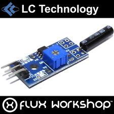 LC Technology Vibration Capteur Module LC-393-2 Ressort Arduino Pi Flux Workshop