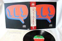 Yes – YES Atlantic P-8287A JAPAN VINYL LP OBI NM