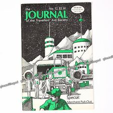 Journal of the Travellers Aid Society #12 RPG Game Designers Workshop Traveller