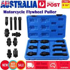 Motorcycle Flywheel Puller Tools Set Kit for Yamaha Kawasaki Honda Suzuki 10pcs
