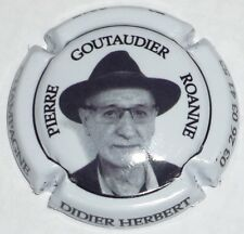 Capsule de Champagne : New !!!!  Herbert Didier , 70 ans Pierre Goutaudier