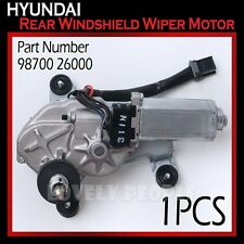 New OEM Windshield Wiper Rear Motor 9870026000 for Hyundai Santa fe 2001-2006