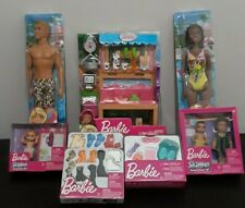 Barbie  Playsets Grocery Stand Barbie Family and Accessories