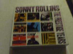 Sonny Rollins - The Prestige Years  (2015)