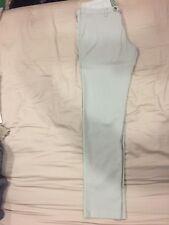Luigi Borrelli Pants. Cream color. Size 52.