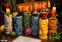 NEW! Star Trek GEEKI TIKI Mug Set of 6 The Original Series TOS Cups Collectible