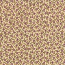 ~ Moda Fabric ~ Plum Sweet ~ 1/2 yard ~Blackbird Designs. ~ Antique White 273411