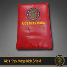 KIDS KRAV MAGA KICK SHIELD STRIKING PAD - DEVELOPED FOR CHILDREN SPECIFICALLY