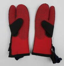 Neoprene Scuba Divers Mitts Heavy Duty Diving Gloves Mittens Lobster Claw Grip M