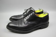 Church's Men's Black Oxford Rubber Sole Shoes Made in England Size US13