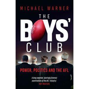 The Boys' Club by Michael Warner
