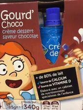 lot revendeur-palette solderie/Destockage De 16 Gourdes Chocolat Dlc Longue
