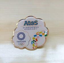 Atos Tokyo 2020 olympic pin