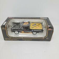 1 / 10,000 RACING CHAMPIONS Rusty Wallace 1957 FORD RANCHERO DIECAST BANK - 1/24