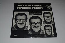 Bill Ballance and the Feminine Forum~Picture Disc~Roy Martin~Marilyn Mitchell
