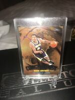 1998-99 Topps Chrome Coast to Coast #CC1 Kobe Bryant  - Los Angeles Lakers Mint!