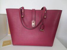 Michael Kors KARSON LG CARRYALL MULBERRY Shopper Taschen Schultertasche Tasche