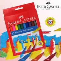 Faber Castell Filzstift Filzstifte 12 Stück