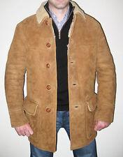 Ralph Lauren Beige Shearling Jacket - Size Medium - $2495 MSRP