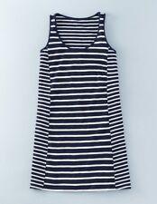 Boden Striped Seam Tunic Dress Size UK 10 Blue LF084 ii 22