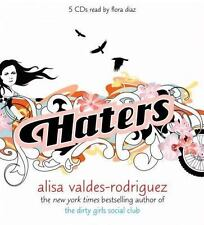 Haters by Alisa Valdes-Rodriguez (2006, CD, Abridged) BRAND NEW