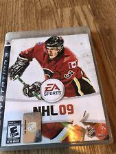 NHL 09 (Sony PlayStation 3, 2008) Ps3 VC7