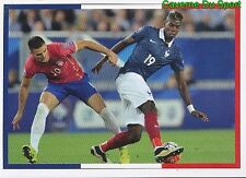 067 PAUL POGBA JUVENTUS STICKER EURO 2016 FIERS D'ETRE BLEUS PANINI