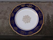 """HEREND MING BREAD /& BUTTER PLATE  6 1//8/"""" Rare Blue Glazing"""