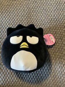 """Bad Badtz Maru Squishmallow 7"""" Sanrio Hello Kitty Plush NWT HTF Penguin Kellytoy"""