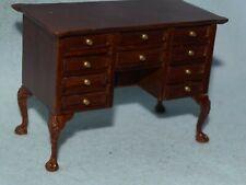 BESPAQ Keyhole Desk-Dollhouse MIniature