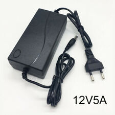 12V 5A 60W LED Transformer Power Supply Adapter EU Power Supply Adapter