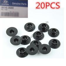For Kia Soul Sedona Sorento Fender o Liner Mud Guard Nut 20pcs Pack 84145-26000