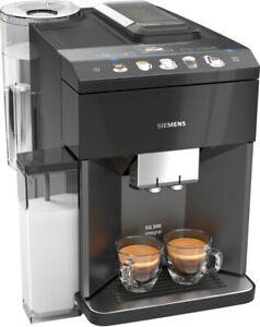 SIEMENS EQ.500 integral TQ505DF8 schwarz Kaffeevollautomat 15 bar NEU&OVP