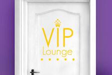 vip lounge five star Vinilo Pegatinas De Puerta Adhesivo Decoración