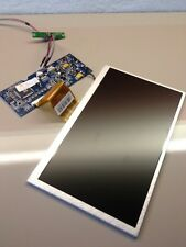 LCD e Scheda Elettronica Videocitofono AVIDSEN Ricambio Usato