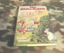 1975 STELLA NOWELL, THE WHITE RABBIT First Printing Published in Great Britain